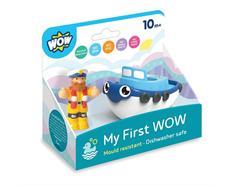 My First WOW- Tug Boat Tim (Bath Toy)