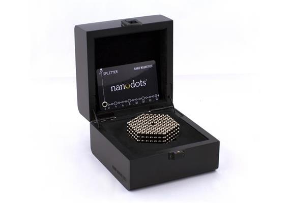 Nanodots 1260 Schwarz/Black