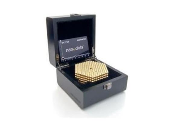 Nanodots 2160 Gold