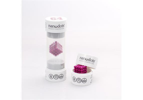 Nanodots 64 Pink
