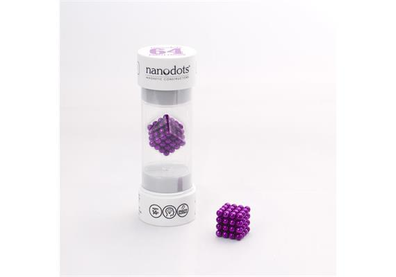 Nanodots 64 Purple