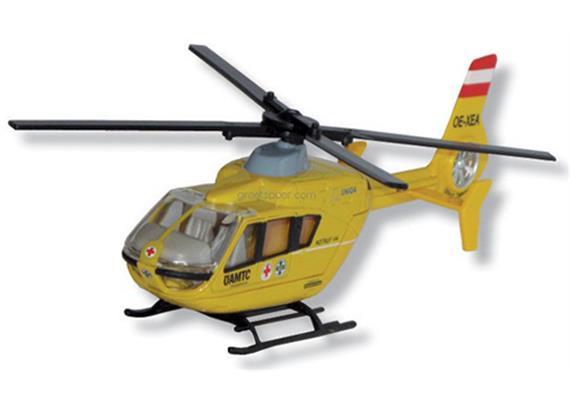 ÖAMTC Hubschrauber im Maßstab 1:87
