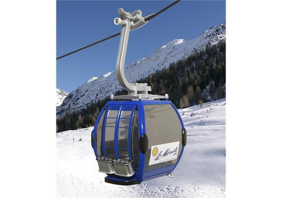 "Omega IV Kabine ""St. Moritz"""