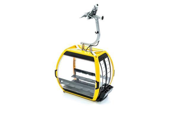 Omega V 10 D-Line gelb