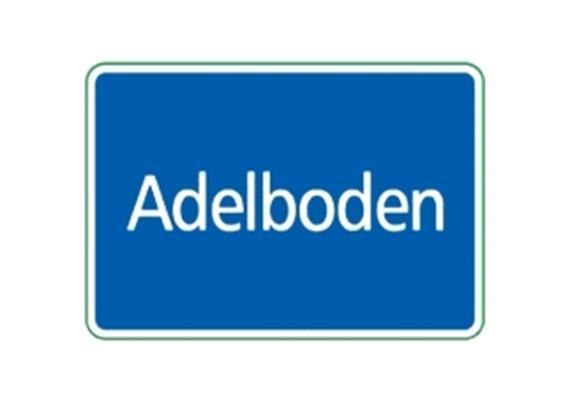 Ortstafel Adelboden