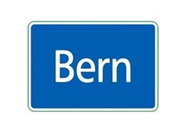 Ortstafel Bern