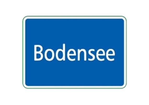 Ortstafel Bodensee