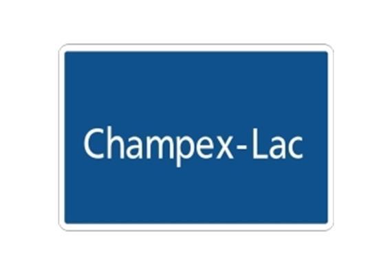 Ortstafel Champex-Lac