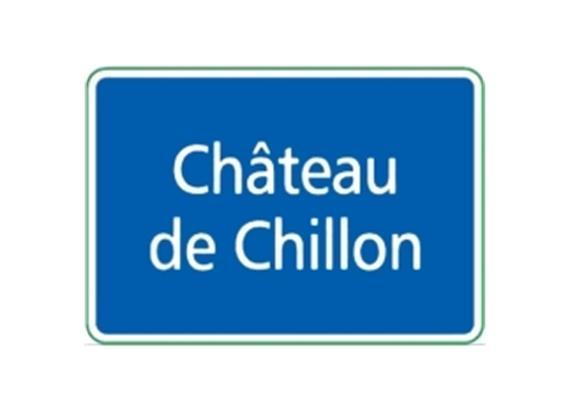 Ortstafel Château de Chillon