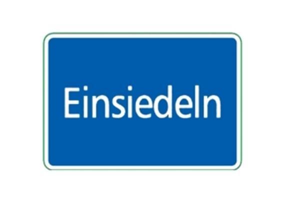Ortstafel Einsiedeln