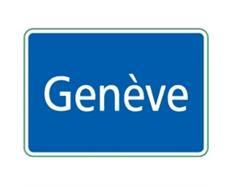 Ortstafel Genève