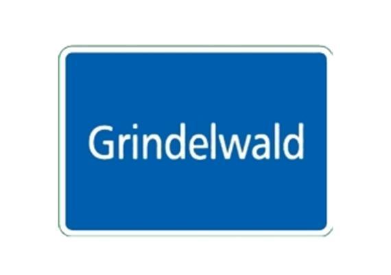 Ortstafel Grindelwald