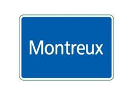 Ortstafel Montreux