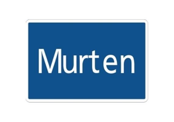 Ortstafel Murten