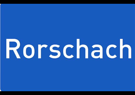 Ortstafel Rorschach