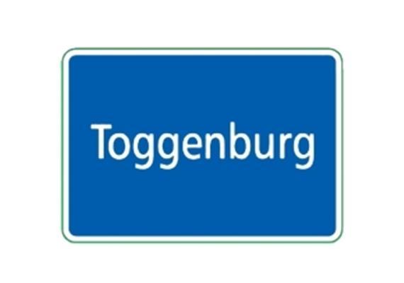 Ortstafel Toggenburg