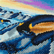 Penguins of the Arctic, 40x50cm Crystal Art Kit | Bild 3