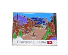 Pin Château de Gruyères