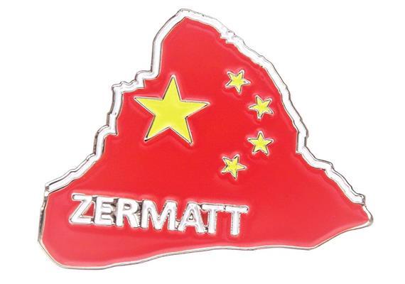Pin Matterhorn: Zermatt / China