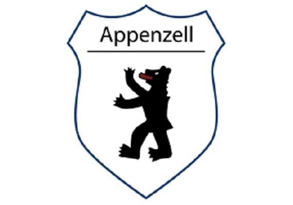 Pin Wappen Appenzell