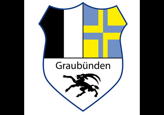 Pin Wappen Graubünden