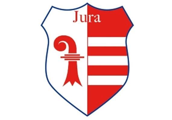 Pin Wappen Jura