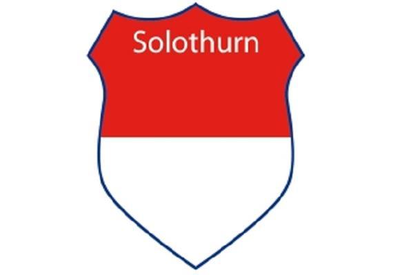 Pin Wappen Solothurn