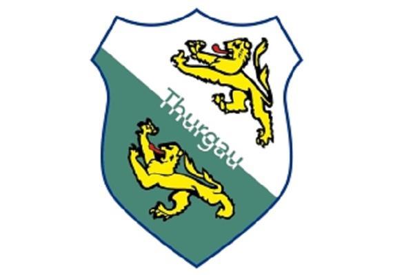 Pin Wappen Thurgau