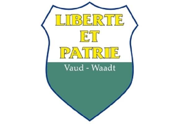 Pin Wappen Waadt