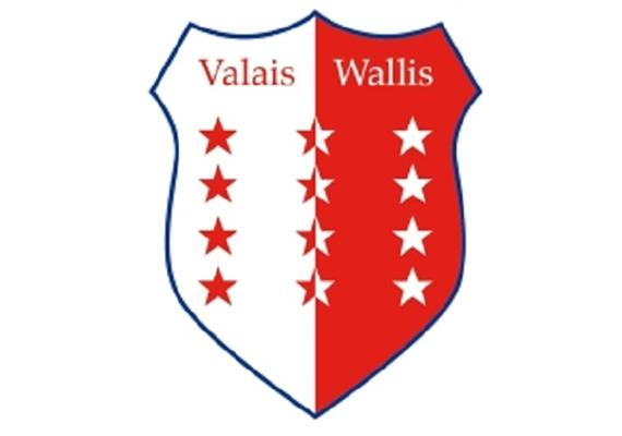 Pin Wappen Wallis