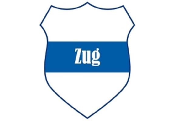 Pin Wappen Zug