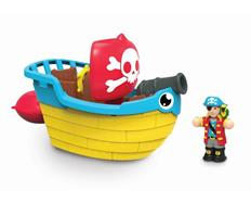 Pip the Pirate Ship (Bath Toy)