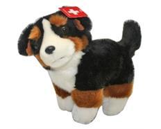 Plüschtier Berner Sennenhund stehend, ca. 23 cm