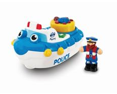 Police Boat Perry (Bath Toy)