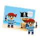 Postcard Pirate