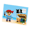 Postcard Pirate   Bild 2