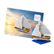 Postcard Sailing Boat