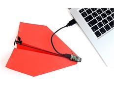 PowerUp 3.0 Kit, Smartphone gesteuerter Papierflieger