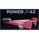 PowerUp 4.0 Kit, Smartphone gesteuerter Papierflieger, mit Doppel-Propeller