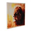 Proud Lion, 40x50cm Crystal Art Kit | Bild 2