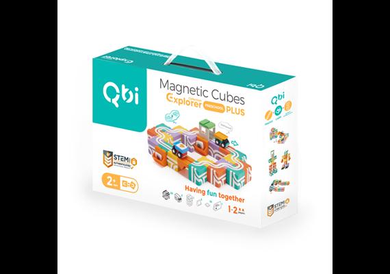 Qbi Explorer-Preschool Plus Pack