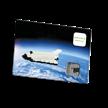 Raumschiff / space shuttel   Bild 2