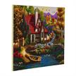 Riverside Cottage, 40x50cm Crystal Art Kit | Bild 3