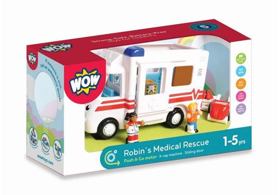 Robin's Medical Rescue