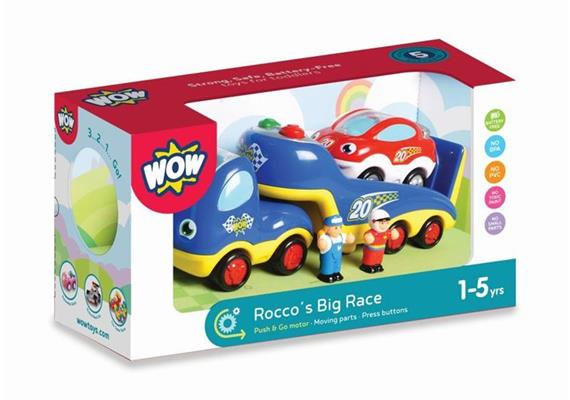 Rocco's Big Race