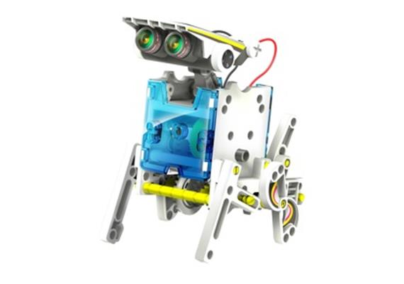 Roll-e Solar Roboter 14 in 1