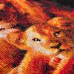 Safari Sunset, 40x90cm Crystal Art Kit | Bild 2