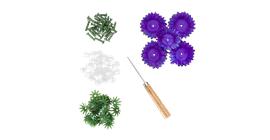 Schicke Chrysanthemen