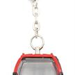 Schlüsselanhänger Laax Metall rot | Bild 1