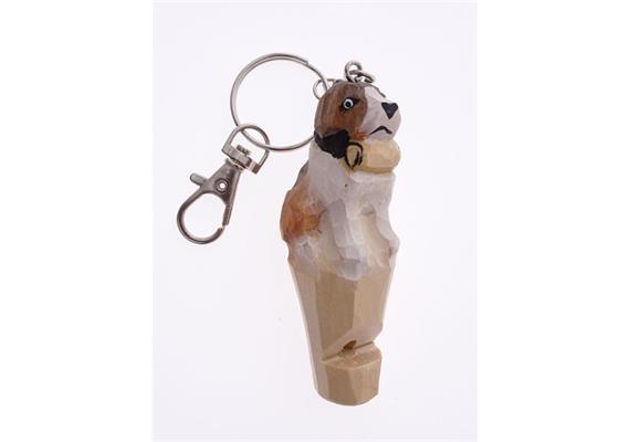 SLA Pfeife Bernhardiner Hund